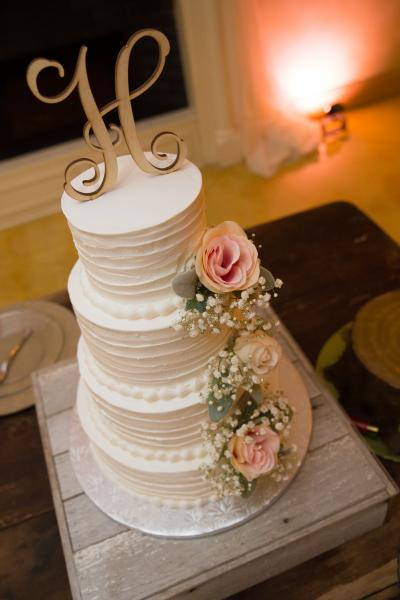 Crockette's Images Wedding Photography- Wedding cake photo