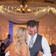 Crockette's Images Wedding Photography- Wedding reception photo of the bride dancing with her father